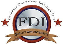 Forensic Document Investigations